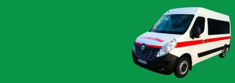 Serviço Online de Marcação de Transporte em Ambulância